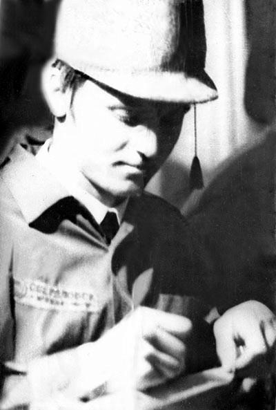 Бакунин Сергей Александрович