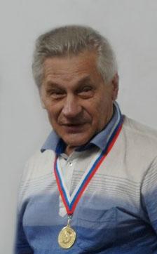 Налимов Виктор Александрович
