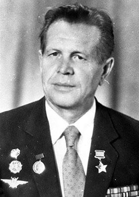 Россохин Борис Гаврилович