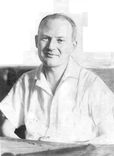 Гвидо Бек, профессор Одесского университета в 30-х годах, когда учился Г.В.Скроцкий.