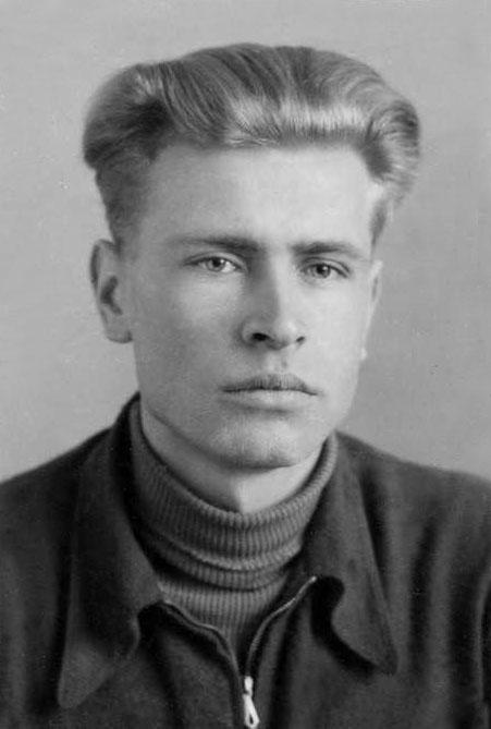 Суетин Паригорий Евстафьевич