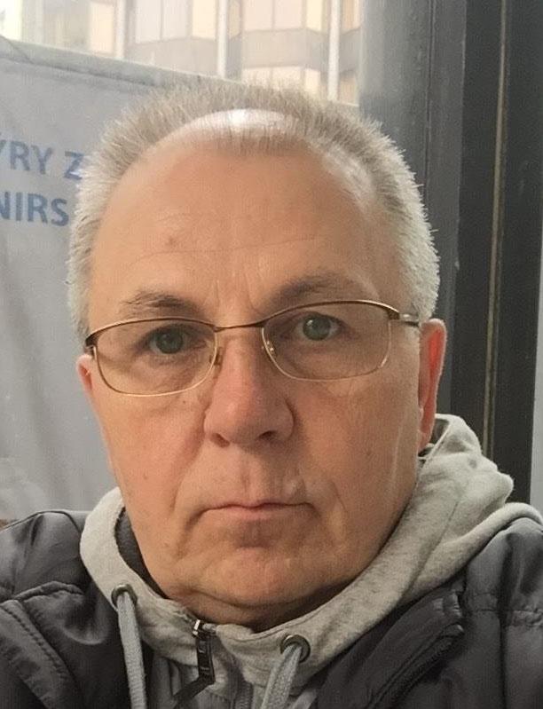 ТЮТРЮМОВ Сергей Леонидович, пенсионер