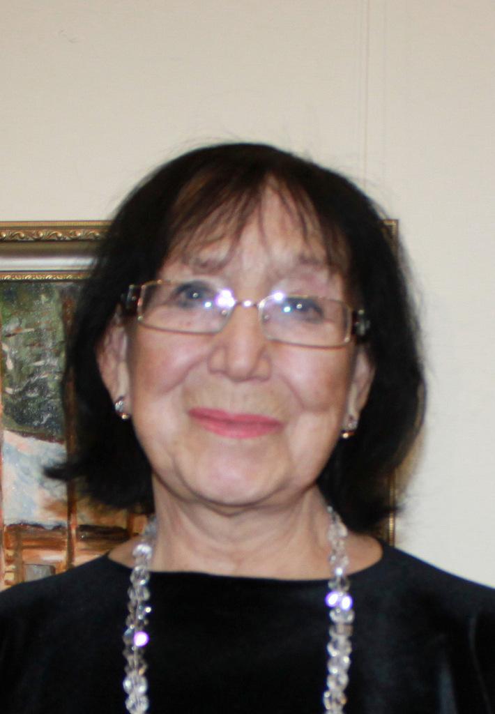 Рудницкая Тамара Георгиевна