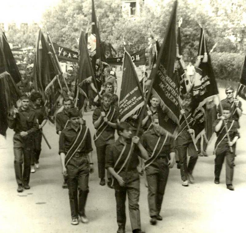 """Перейти на Песни """"УПИ-Мезона"""" 1964-1968"""